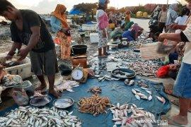 Harga ikan di Kendari naik akibat dampak cuaca ekstrem