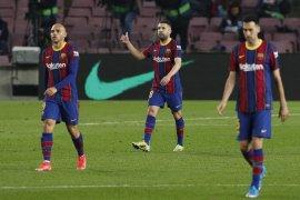 Alba tegaskan Barca telah kembali masuk ke perburuan gelar