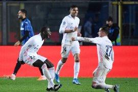 Gol tunggal Mendy kunci kemenangan 1-0 Real di markas Atalanta