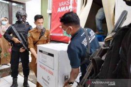 Ratusan nakes di Aceh belum divaksinasoi
