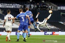 Tottenham mulus ke 16 besar Liga Europa