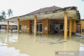 Banjir Desa Karangligar Karawang