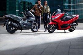 All new Honda PCX 160 didesain mewah dan fitur canggih