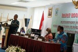 KPK mendorong pelaksanaan rekomendasi evaluasi izin sawit di Papua Barat