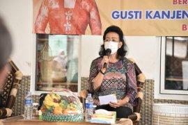 GKR Hemas mengapresiasi sentra bambu Malangan mampu bertahan saat pandemi