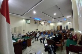 Saksi Darius mengaku kumpulkan dana proyek dari rekanan untuk pencalonan gubernur