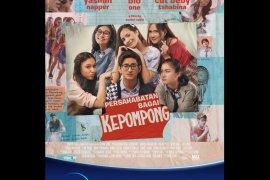 "Sinetron \""Kepompong\"" diadaptasi ke film layar lebar"