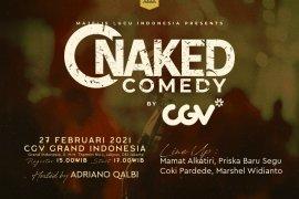 MLI siap gelar acara \'Naked Comedy Show\'