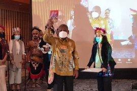 KSP fasilitasi peluncuran buku karya Bupati Jayapura Mathius Awoitauw di Jakarta