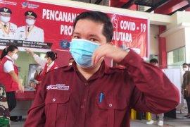 Kasus baru harian COVID-19 di Sulawesi Utara mulai menurun