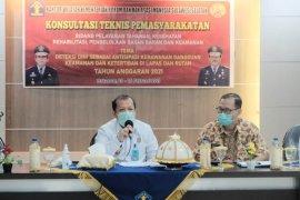 Harun Sulianto: Petugas lapas/rutan agar terus tingkatkan keamanan dan ketertiban