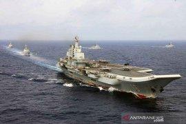 Angkatan Laut China dan Singapura gelar latihan militer bersama