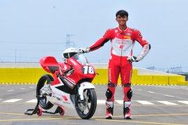 Mario Suryo Aji optimistis tatap musim ketiganya turun di CEV Moto3