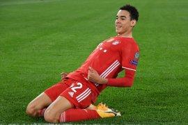 Jamal resmi teken kontrak dengan Bayern