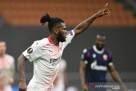 Milan melaju ke 16 besar berkat agresivitas gol tandang atas Red Star