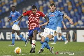 Napoli tersingkir karena gagal balikkan agregat meski menangi leg kedua
