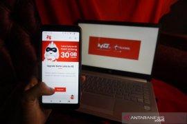 Telkomsel mendorong pelanggan beralih ke kartu 4G