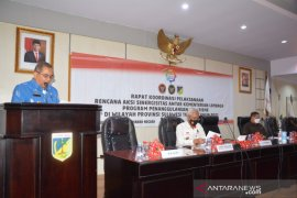 Pemprov Sulteng:  Perwakilan kementerian/lembaga serius cegah terorisme