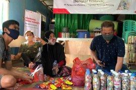 PT Pertamina dukung masyarakat Kelurahan Panjang kelola sampah plastik
