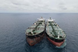 Menko Polhukam minta usut tuntas dua super tanker Iran dan Panama