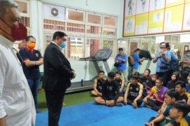 Ketua Satgas PON Sulsel ingatkan atlet ancaman COVID-19