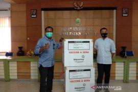 Pemkab Bantul melakukan pendataan penerima vaksinasi COVID-19 tahap dua