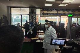 Pelantikan tujuh kepala daerah di Lampung terapkan prokes ketat
