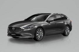 Fitur baru dari All New Mazda6 Elite Sedan dan Estate