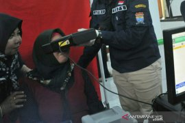 Palembang jemput bola pembuatan dokumen  penyandang disabilitas