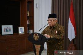 Wapres: Pemerintah Indonesia jamin ketersediaan vaksin COVID-19 untuk masyarakat