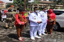 Putra Presiden Jokowi dilantik Wali Kota Surakarta