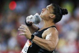 Mantan juara dunia tolak peluru Valerie Adams bidik emas Olimpiade Tokyo