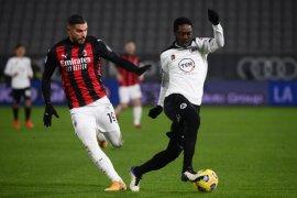 Dua gol Gyasi untuk Spezia memperpanjang catatan tanpa kemenangan Parma