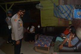 Polres Dharmasraya sisir tempat hiburan antisipasi tindakan kriminal