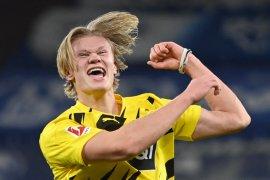 Lima alasan MU disebut calon tim terkuat dapatkan Erling Haaland