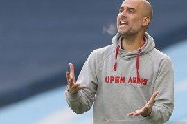 Guardiola merasa City beruntung bisa mengalahkan West Ham