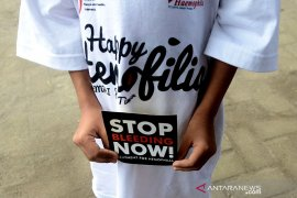 Waspadai penyakit hemofilia yang tak ditangani bisa mengakibatkan kematian