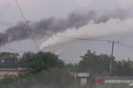 Warga Siak mulai terganggu polusi  udara akibat asap pabrik sawit