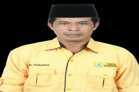 Ketua DPD Golkar Kulon Progo Suharto perjuangkan veteran dapat tunjangan