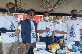 "Polda Sulteng gelar \""family gathering\"" bersama insan pers di Palu"