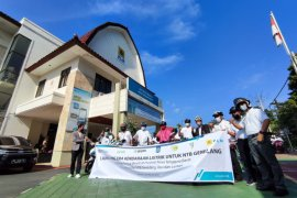 Pemprov-PLN meluncurkan era kendaraan listrik untuk NTB Gemilang