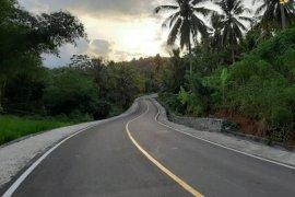 Kementerian PUPR merampungkan peningkatan jalan di DPSP Manado-Likupang