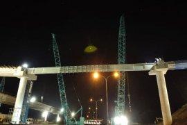 Jasa Marga lanjutkan konstruksi jembatan proyek Jakarta-Cikampek II Selatan