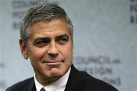 George Clooney, Kerry Washington dan Don Cheadle hadirkan sekolah kru film