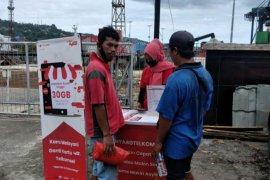 Telkomsel Papua dorong pelanggan migrasi kartu USIM 4G