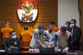KPK tegaskan miliki bukti kuat Gubernur Sulsel Nurdin Abdullah terlibat kasus suap