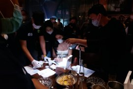 Selebgram Millen Cyrus karena positif gunakan narkoba