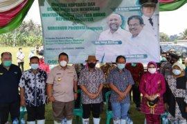 Menteri ATR/Kepala BPN imbau masyarakat manfaatkan perhutanan sosial
