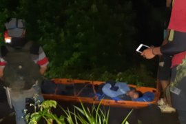 Pendaki Gunung  Marapi asal Padang  jatuh, tim gabungan lakukan   evakuasi