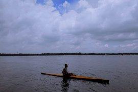 Atlet dayung Wahyu tak ingin sesumbar di PON Papua